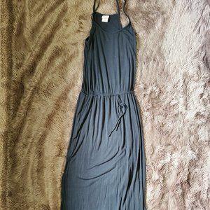 Mossimo Supply Co. Racerback Maxi Dress